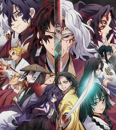 Demon Slayer: Kimetsu No Yaiba manga online Manga Anime, Anime Oc, Fanarts Anime, Anime Demon, Character Art, Character Design, Slayer Meme, Hxh Characters, Demon Hunter