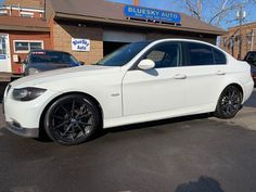 This 2008 BMW 3 Series 335i is listed on Carsforsale.com® for $5,999 in Bound Brook, NJ. This vehicle includes Exhaust Tip Color - Chrome, Grille Color - Chrome, Exhaust - Dual Tip, Air Filtration - Active Charcoal, Center Console Trim - Wood, Dash Trim - Wood, Door Trim - Wood, Floor Mat Material - Carpet, Floor Mats - Front, Front Air Conditioning - Automatic Climate Control, Front Air Conditioning Zones - Dual, Shift Knob Trim - Alloy, Shift Knob Trim - Leather, Steering Wheel Trim… Bound Brook, Climate Control, Door Trims, Color Chrome, Center Console, Bmw 3 Series, Wood Floor, Floor Mats, Charcoal