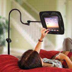 Levo Deluxe Ebook And Ipad Holder Floor Stand