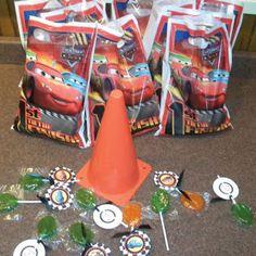 Race Car Party Ideas: Disney Cars Birthday Party