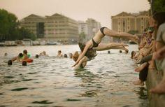 Bientôt deux nouveaux espaces de baignades à Paris !