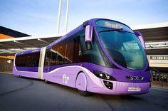 Modelo de Autobús Electrico.