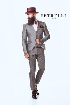 Petrelli Uomo new Concept for wedding matrimonio novios 2016