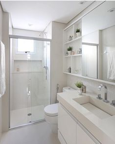 Best Pic narrow Bathroom Makeover Ideas In relation to the actual resell value of your property, remodeling your bathroom could well be just Small Narrow Bathroom, Bathroom Design Small, Bathroom Interior Design, Modern Bathroom, Master Bathroom, Shower Bathroom, Bathroom Ideas, Condo Bathroom, Small Tiles