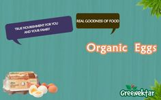 Organic # Eggs Available Stores....