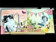 Cuadros con fotos - Decoupage - Collage