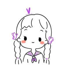 Aesthetic Drawing, Aesthetic Anime, Pencil Art Drawings, Easy Drawings, Simple Anime, Chibi Boy, Doodle Icon, Cute Art Styles, Dibujos Cute