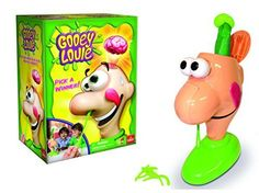 Gooey Louie  Pull the Gooey Boogers Out Until His Head Pops Open Game * Click on the image for additional details. Note:It is Affiliate Link to Amazon.