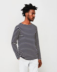 Find the latest menswear clothing and find out what's new on The Idle Man store. Mens Spring Jackets, Blazer And T Shirt, Menswear, Long Sleeve, Mens Tops, Shirts, Navy, Classic, Walking Closet
