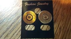 Real spent bullet earings $25.00 made to order can get more info at https://m.facebook.com/sharpshootersjewls