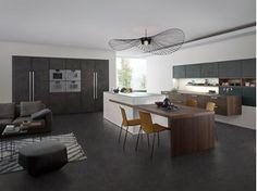 TOPOS | CONCRETE › Beton › Modern Style › Küchen › Küchen | Marken ... | {Altholzküchen modern 54}