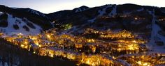 Visit Cordillera, Colorado and don't miss out on The World's Best Chocolate Chip Cookie Competition on Thanksgiving Day at Beaver Creek. The Tree Lighting Ceremony is another highlight of Thanksgiving week in Beaver Creek. Beaver Creek Resort, Beaver Creek Colorado, Colorado Mountains, Vail Airport, Ski Usa, Village Photos, Ski Vacation, Vacation Memories, Winter Pictures