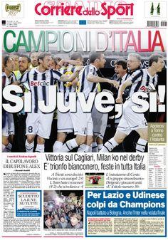 Corriere dello sport 07.05.2012