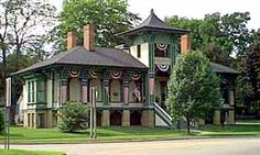 A History of Marshall Michigan, Honolulu House