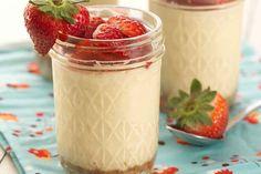 Cheesecake in a Jar: King Arthur Flour