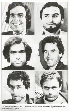 Ted Bundy  Source: Encyclopedia of Serial Killers