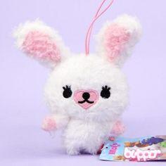 Mofy Bunny Mini Plush