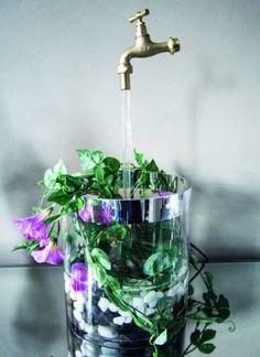 En unik og trendy nettbutikk som setter pris på vakre og unike ting Plant Hanger, Glass Vase, Chic, Plants, Home Decor, Shabby Chic, Elegant, Classy, Flora