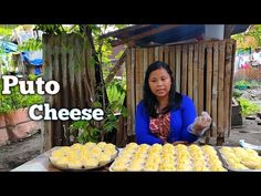 Yummy Cooking Puto Cheese Soft and Fluffy Perfect For Snack - YouTube Dessert Drinks, Desserts, Cheese Ingredients, Snacks, Baking, Breakfast, Youtube, Food, Kitchens