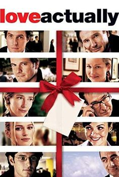 love actually - best christmas movies