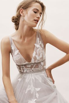 Hearst Gown - BHLDN