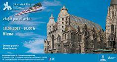 Noche y Día Gran Canaria: Arte - 18/06: Viena en 'Viajar por el Arte' en San Martín C.C.C.