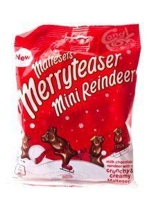 Maltesers Merryteaser Mini Reindeer 59 g
