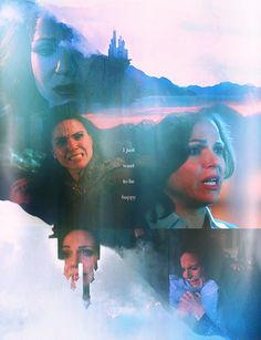 Once Upon a Time - Regina   I just to be happy....