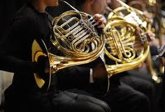 A new study has found further evidence that French horn players are one of the most at-risk groups of developing noise-induced hearing loss among professional orchestral musicians. Download Sheet Music, Free In French, Ear Protection, French Horn, Music Images, Assisted Living, Music Photo, Classical Music, Violin