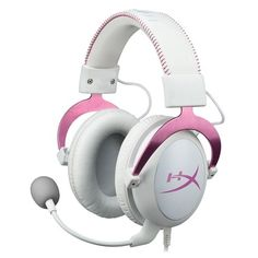 HyperX Cloud II Gaming Headset for PC & PS4 - Pink (KHX-HSCP-PK) - http://dancedancenow.com/electronics/video-games-consoles-accessories/hyperx-cloud-ii-gaming-headset-for-pc-ps4-pink-khx-hscp-pk/