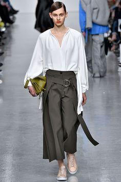 Eudon Choi ... #LFW #London #fashionweek #fashion #AW17 #RTW