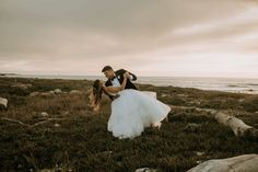 Beautiful Spanish Bay Wedding Gorgeous day with a great couple. Flora Gibson Big Sur Elopement and Wedding Photographer Big Sur California, California Wedding, Beach Wedding Inspiration, My Favorite Image, Pebble Beach, Newport Beach, Engagement Photos, Flora, Spanish