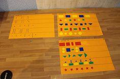 Segidekin jolasean » matematiketan.eus Triangle, Games, Gaming, Plays, Game, Toys