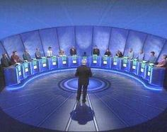 I auditioned to go on Fifteen-to-One. But I didn't make it to the TV show and it's now been cancelled :( But I would like to appear on a TV quiz show.