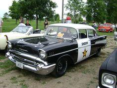 Sheriff's Chevy