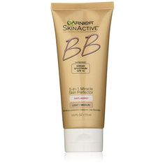 If aging skin is a concern of yours, skip the heavy foundations, which can settle into lines, and opt for a hydrating BB cream instead. This one uses an ingredient that helps the skin retain water, to combat fine lines and wrinkles. Wrinkle Remedies, Acne Remedies, Skin Firming, Skin Brightening, Drugstore Bb Cream, Blemish Balm, Tinted Moisturizer, Moisturiser, Anti Aging Cream