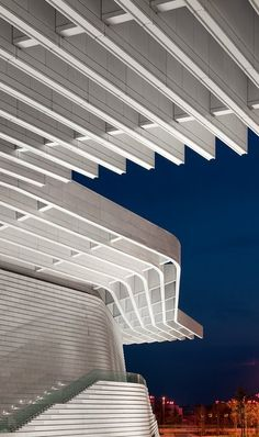Grand Theatre Qingdao | China |  Von Gerkan, Marg & Partners | photo by HG Esch Photography
