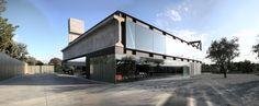 Casa Hemeroscopium / Ensamble Studio