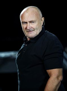 Phil Collins Photos Photos - Phil Collins performs on opening night prior to the…