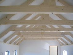 Swissline Design Products :: EXPOSED ROOF TRUSSES AND ROOF ...