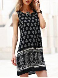 SHARE & Get it FREE | Stylish Scoop Neck Sleeveless Tribal Print Dress For WomenFor Fashion Lovers only:80,000+ Items • New Arrivals Daily • Affordable Casual to Chic for Every Occasion Join Sammydress: Get YOUR $50 NOW!
