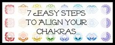 7 Easy Steps to Align Your Chakras - OMTimes Magazine