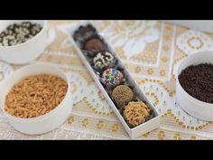 Brigadeiro Gourmet: aprenda o segredo da massa! - YouTube