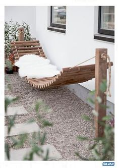 The post appeared first on Gartengestaltung ideen. The post appeared first on Gartengestaltung ideen. The post appeared first on Gartengestaltung ideen. The post appeared first on Gartengestaltung ideen. Outdoor Projects, Garden Projects, Wood Projects, Simple Projects, Garden Tools, Backyard Landscaping, Backyard Hammock, Hammock Ideas, Diy Hammock