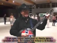 Baby Blues Line Dance (español).