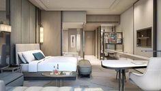 Saigao City Inter Continental Hotel Xian