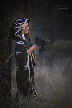 Nocturnal Cosplay from The Elder Scrolls V: Skyrim Beebichu's Costume Creations #theelderscrolls #skyrim #cosplay