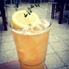 Thyme - Firefly Sweet Tea Vodka / Fresh Lemon / Organic Lavender Syrup ...