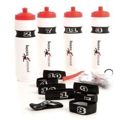 Precision Training Elasticated Bottle Numbers