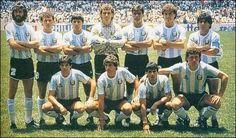 Argentina Campeon del Mundo 1986